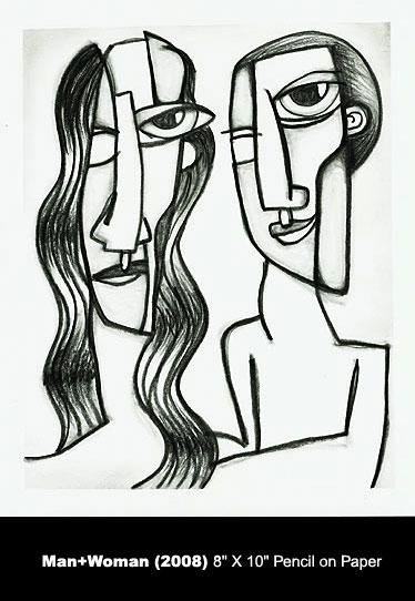 Man + Woman