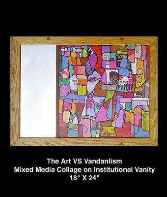 Art vs. Vandanism