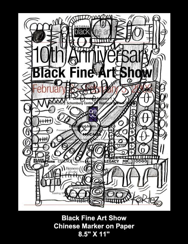 Black Fine Art Show